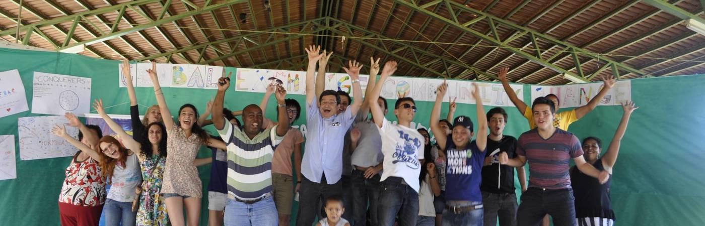 Global Exchange - Community Change 'Português/Engl