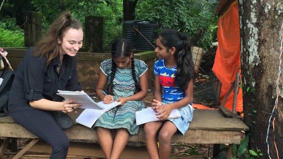 Teaching and Community Work