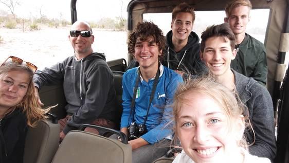 15 Days Wildlife Conservation Road Trip