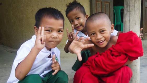 Teach English at a Monastery School