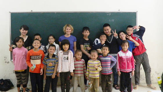 Teaching English for Children