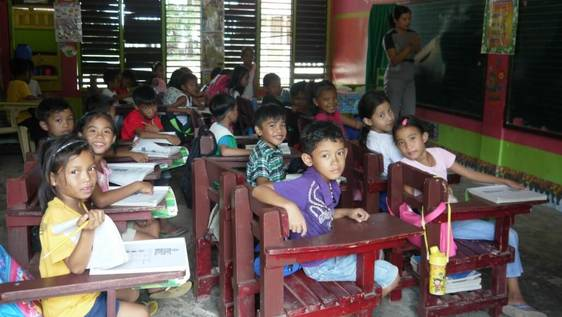 Assist in Teaching English to Children