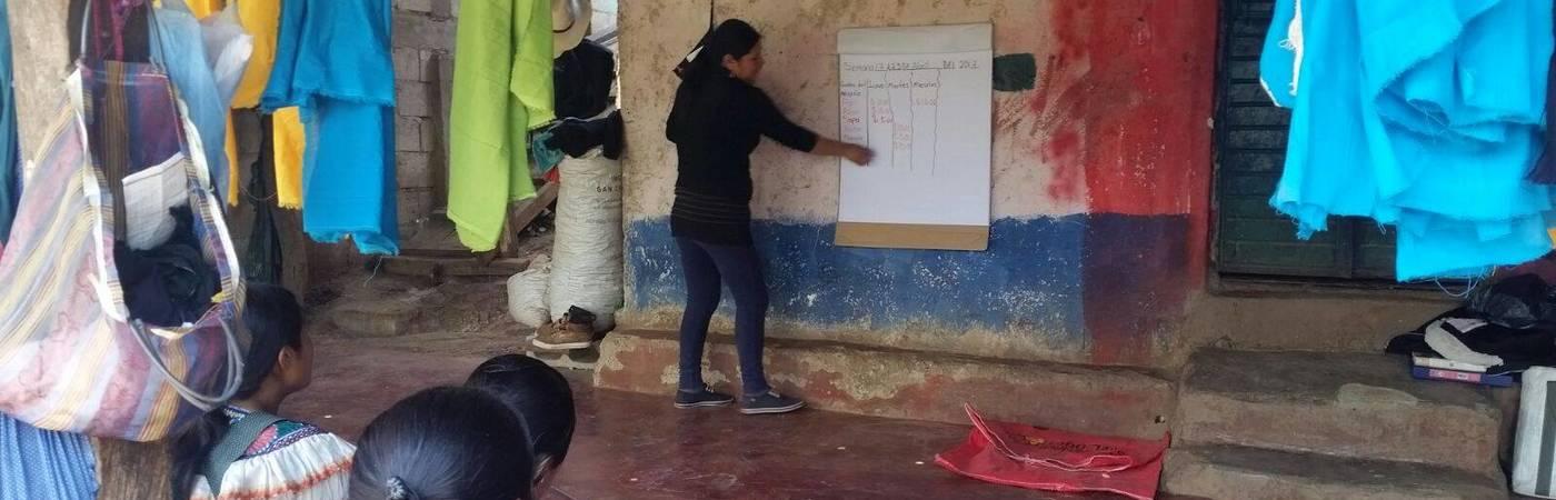 Teacher and Helper for Indigenous Women