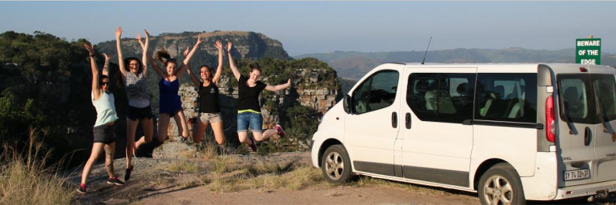 Wildlife Working Road Trip