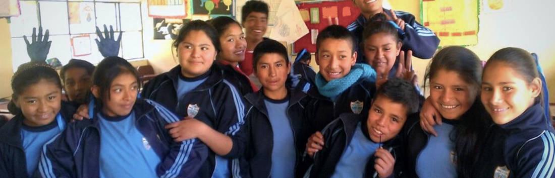 Support Teacher in a Rural School