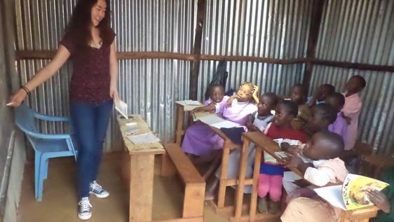 Teaching Children in Urban Surroundings