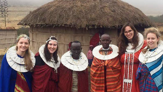 Maasai Village Teaching Assistant