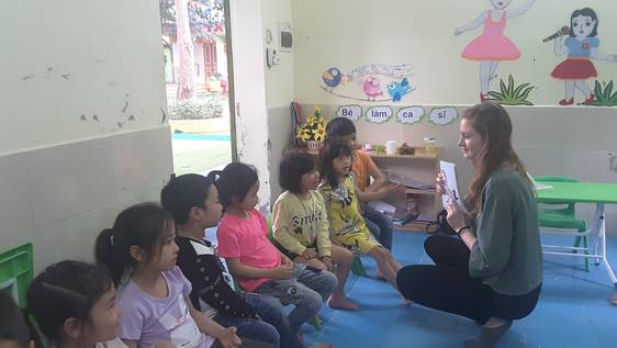 Assistant for English Teaching