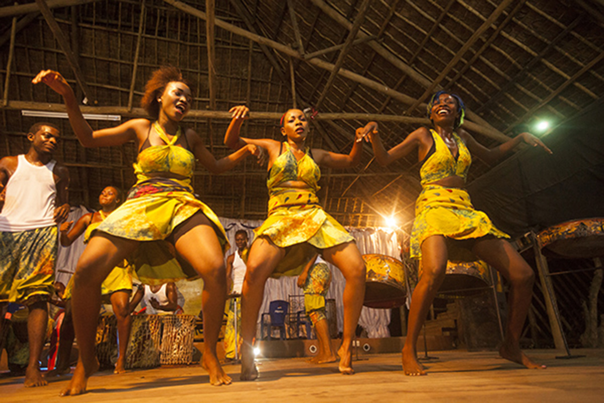 ▷ Music & Dance | Volunteer in Tanzania 2020