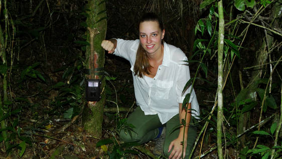Eco-Supporter (Mammal Monitoring)
