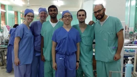 Medical Intern & Hospital Assistant