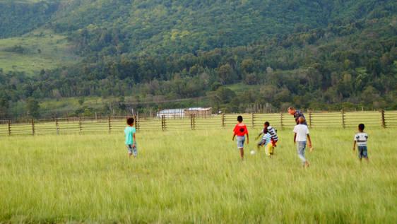 Community Supporter in Rural Xhosa Village