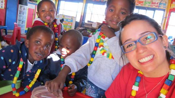 Community Pre-School Teacher's Aid